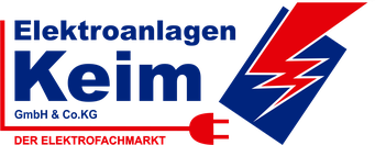Elektroanlagen Keim Logo