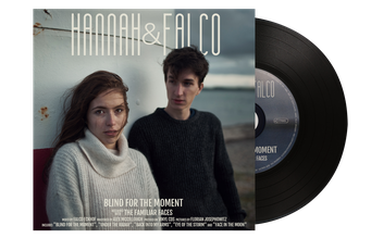 Blind For The Moment EP mit CD Bild von Hannah & Falco