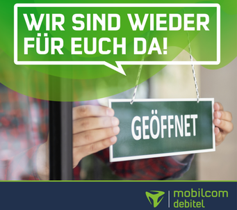 mobilcom-debitel Partneragentur Öffnungszeiten
