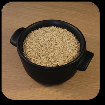 marmite graines quinoa