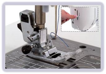 Automatischer Nadeleinfädler: