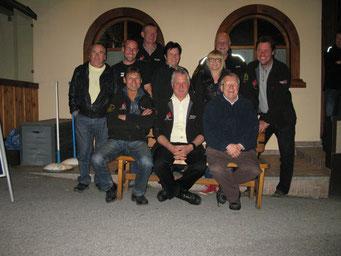 Vorstand Traktor & Oldies Tiroler Oberland 2014