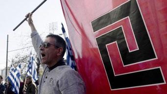 Fascisterne fra Gyldent Daggry i Grækenland