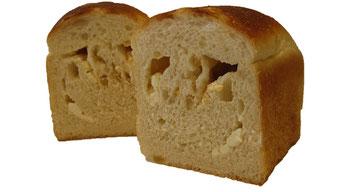 グレープフルーツとクリームチーズパン