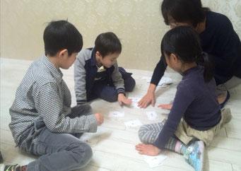 カルタとり プレ・ピアノクラス どれみ音楽教室 田中由美子 江東区