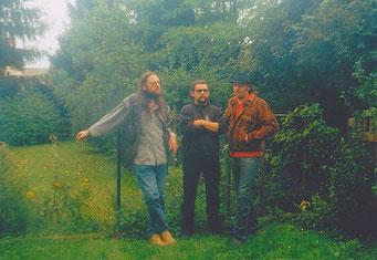 Harald Uhlir, Robert Fraisl, Matt Meiler