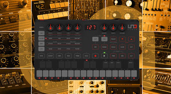 Erik Norlander talks about IK Multimedia's ( new ) UNO Synth