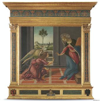 Botticelli - Annunciazione