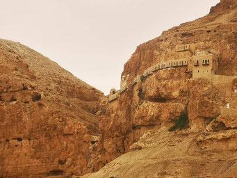 "Das ""Tal der Versuchung nahe der antiken Stadt Jericho. Quelle:  pixabay"
