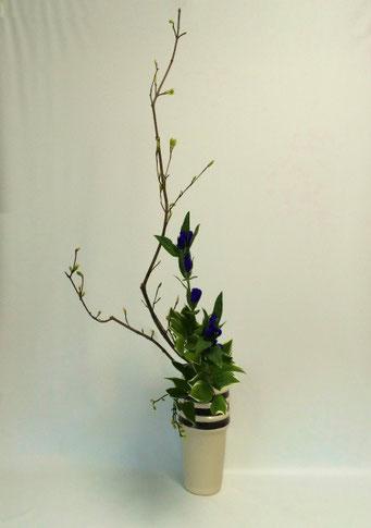2015.6.12 瓶花        by Atsukoさん