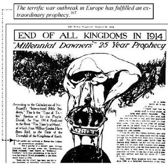 «The World Magazine» (30 августа 1914 г.)