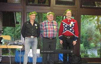 Caller Thomas, Franz-Josef und Michael