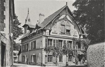 La villa Michelet à Vélizy.