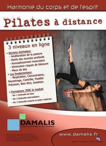 Pilates chez Damalis