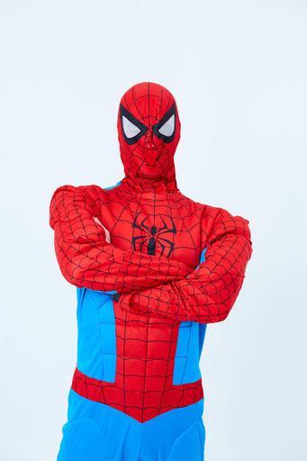 Аниматор Человек-паук на день рождения в Зеленограде, Химках, Солнечногорске, Клину, Лобне, Долгопрудном, Красногорске.