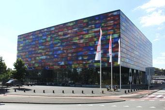 Beeld en Geluid in Hilversum (Foto: Wikipedia)
