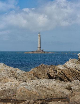 Leuchtturm in Goury