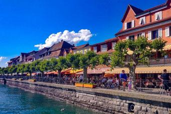 Bodensee, Dreiländereck, Konstanz, Die Traumreiser