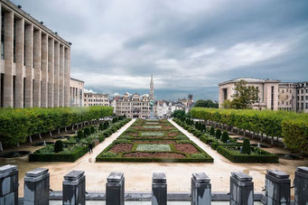 Brüssel Sehenswürdigkeiten Mont des Arts