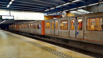 Brüssel Metro