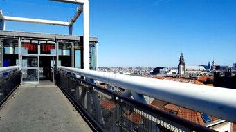 Brüssel Justizpalast Aufzug Marolles