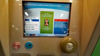 Brüssel Metro Tickets