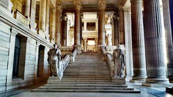 Brüssel Sehenswürdigkeiten Justizpalast
