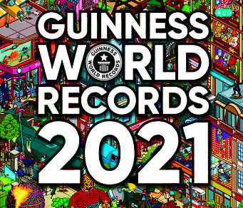 "Audio-CD ""Guinness World Records 2021"""