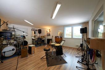 Ringo Studios Aufnahmeraum Totale