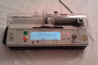 IVAC-PCAM Pumpe für Medizin und Praxis
