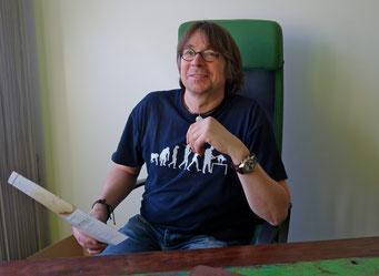 Tierheilpraktiker Manfred Rüben