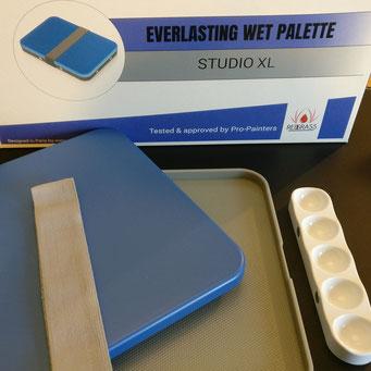 MarTiny Creations - Everlasting Wet Palette