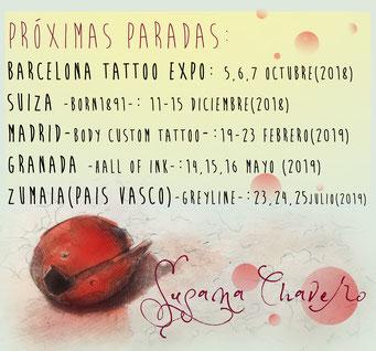 Tatuaje realista Sevilla