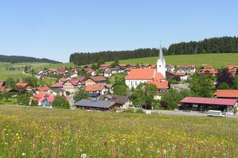 Gemeinde Stiefenhofen