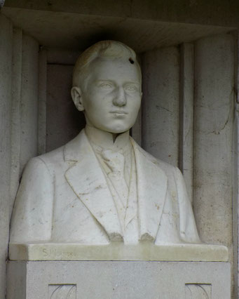 Selmar Werner Dresden Trinitatisfriedhof Bild: Susann Wuschko