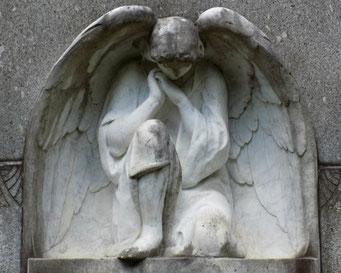 Paul Hempel Engel Johannisfriedhof Dresden Bild: Susann Wuschko