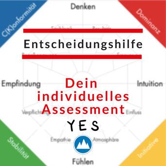 Persönlichkeitstest Extended DISC ® Sachter Coaching