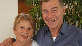 Helmut Blatt & Frau · Foto→ Autor