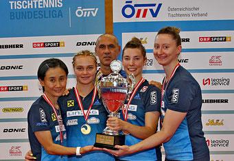 Foto Plohe - vl. Liu Jia, Margarita Baltushyte, Zsolt Harczi, Karoline Mischek, Sofia Polcanova