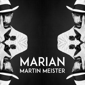 Martin Meister Marian album artwork