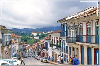 OURO PREDO, Brasilien, UNESCO-Weltkulturerbe,