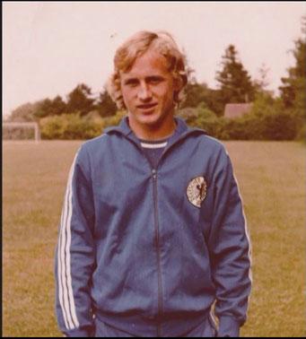 Dürnberger als Jugendnationalspieler