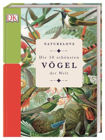 Naturelove - Die 50 schönsten Vögel der Welt von Matt Merritt