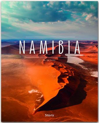 Namibia Orte schaffen geistiges Wohlbefinden - Reisebildband Empfehlung