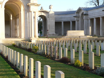 Cimetière Anglais Arras