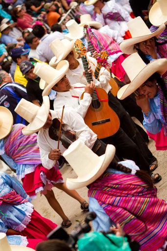 Cajamarca und seine Umgebung ist eine Reise wert