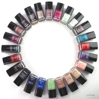CHANEL LE VERNIS Nagellack nailpolish Collection 2015