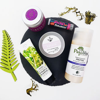 Vegan Beauty Basket Naturkosmetik Juli Healthlove Produktreview