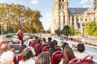 Hop on Hop off Paris Big Bus