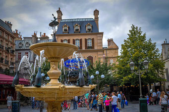 Disneyland Paris Studios